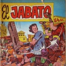 Tebeos: COM-12. EL JABATO. ALMANAQUE PARA 1960. ORIGINAL.EDITORIAL BRUGUERA.. Lote 126758411