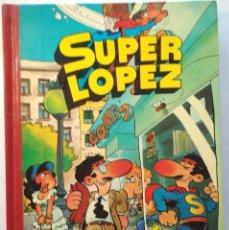 Tebeos: SUPER LOPEZ TOMO 1 (EDITORIAL BRUGUERA). Lote 126792339
