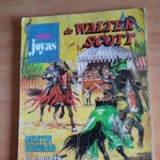 Tebeos: SUPER JOYAS, EL CAPITAN AVENTURERO N°39, WALTER SCOTT. Lote 126805903