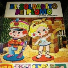 Tebeos: EL SOLDADITO DE PLOMO. Lote 126872663