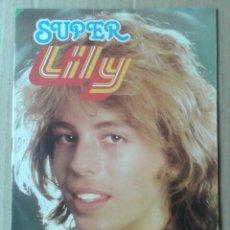 Tebeos: SUPER LILY N°60: LEIF GARRET (BRUGUERA, 1980). 52 PÁGINAS A COLOR.. Lote 126906283