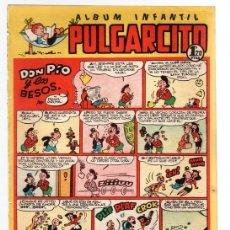 Tebeos: ALBUM INFANTIL PULGARCITO. Nº 160. ORIGINAL. Lote 126950127