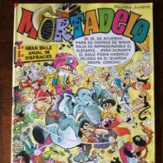 Tebeos: MORTADELO EXTRA CARNAVAL Nº 20 1981 NUEVO. Lote 127024531