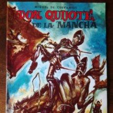 Tebeos: DON QUIJOTE DE LA MANCHA CLÁSICOS ILUSTRADOS Nº 1 VALENCIANA NUEVO 1984. Lote 127183863