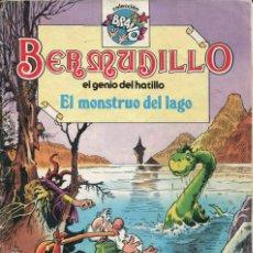Tebeos: BERMUDILLO EL GENIO DEL HATILLO NUMERO 3. EL MONSTRUO DEL LAGO. Lote 127191279