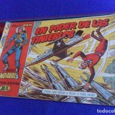 Tebeos: VENDAVAL EL CAPITÁN INVENCIBLE ORIGINAL Nº 19, EN PODER DE LAS TINIEBLAS. COLECCIÓN DAN BRUGUERA. BE. Lote 127287791