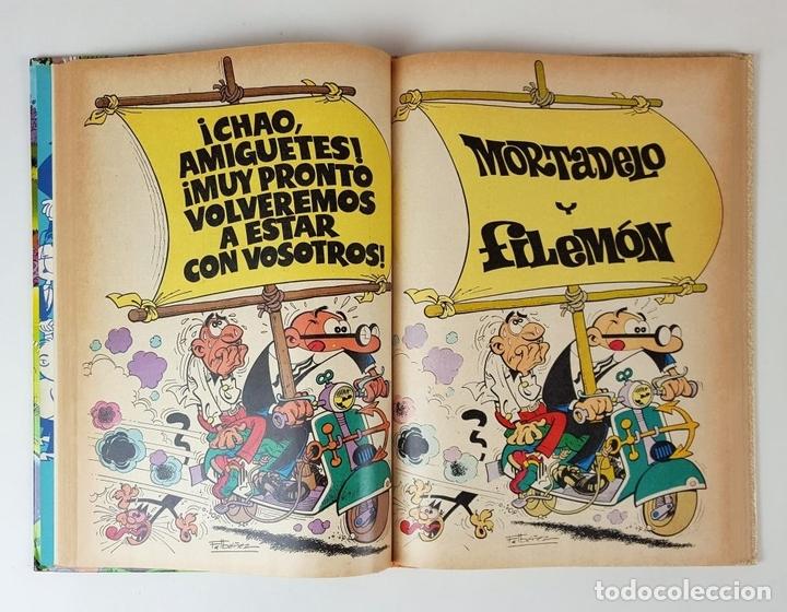 Tebeos: SUPER HUMOR. 2 VOLÚMENES. EDITORIAL BRUGUERA. ESPAÑA. 1978/1985. - Foto 4 - 127348715