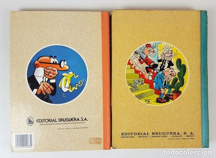 Tebeos: SUPER HUMOR. 2 VOLÚMENES. EDITORIAL BRUGUERA. ESPAÑA. 1978/1985. - Foto 11 - 127348715