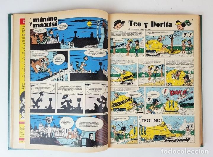 Tebeos: EDITORIAL BRUGUERA. 2 TOMOS. ZIPI ZAPE Y MORTADELO. ESPAÑA. 1984. - Foto 4 - 127417079