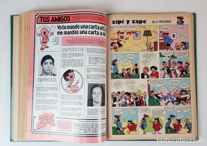 Tebeos: EDITORIAL BRUGUERA. 2 TOMOS. ZIPI ZAPE Y MORTADELO. ESPAÑA. 1984. - Foto 7 - 127417079