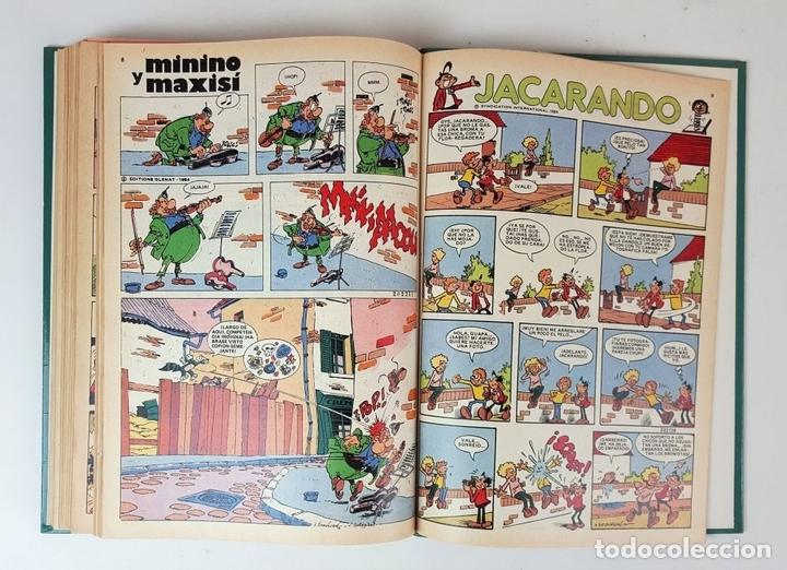 Tebeos: EDITORIAL BRUGUERA. 2 TOMOS. ZIPI ZAPE Y MORTADELO. ESPAÑA. 1984. - Foto 8 - 127417079
