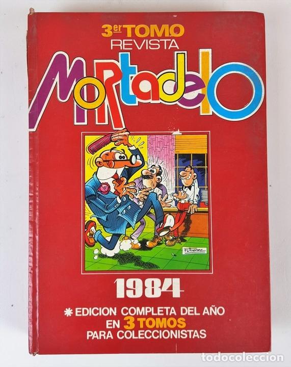 Tebeos: EDITORIAL BRUGUERA. 2 TOMOS. ZIPI ZAPE Y MORTADELO. ESPAÑA. 1984. - Foto 9 - 127417079