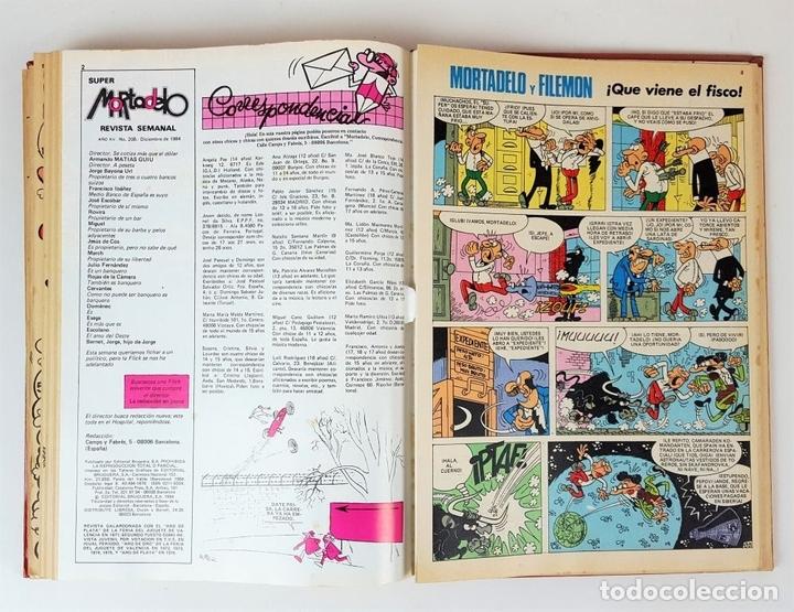 Tebeos: EDITORIAL BRUGUERA. 2 TOMOS. ZIPI ZAPE Y MORTADELO. ESPAÑA. 1984. - Foto 15 - 127417079
