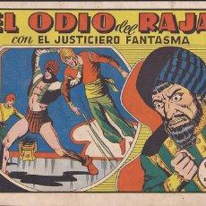 Tebeos: COMIC COLECCION EL JUSTICIERO FANTASMA Nº 7. Lote 127440395
