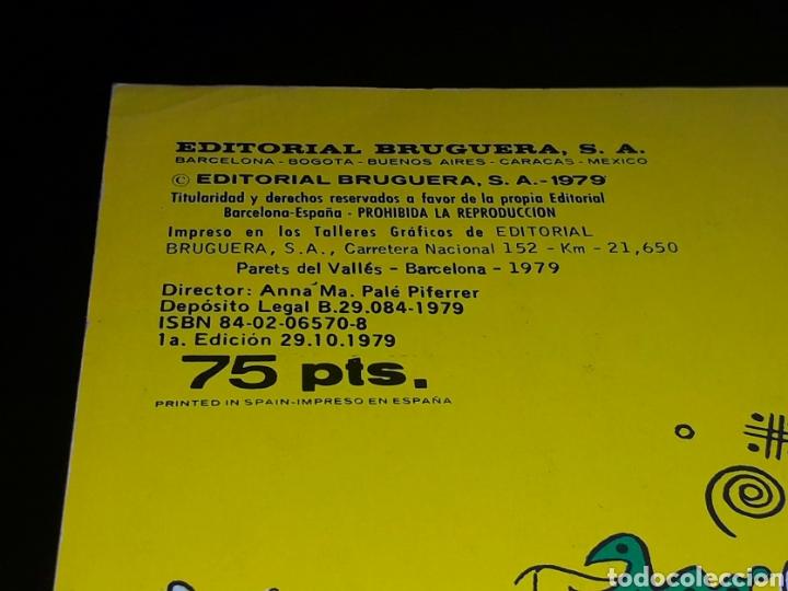 Tebeos: Nº 186 Colección Olé Bruguera, Mortadelo y Filemón, F. Ibáñez, 1ª primera edición 1979. - Foto 2 - 127555115