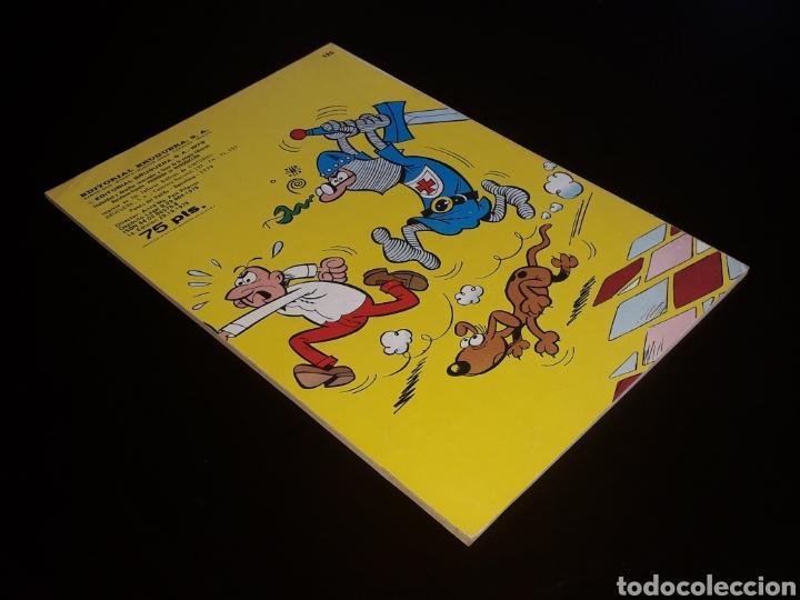 Tebeos: Nº 186 Colección Olé Bruguera, Mortadelo y Filemón, F. Ibáñez, 1ª primera edición 1979. - Foto 3 - 127555115