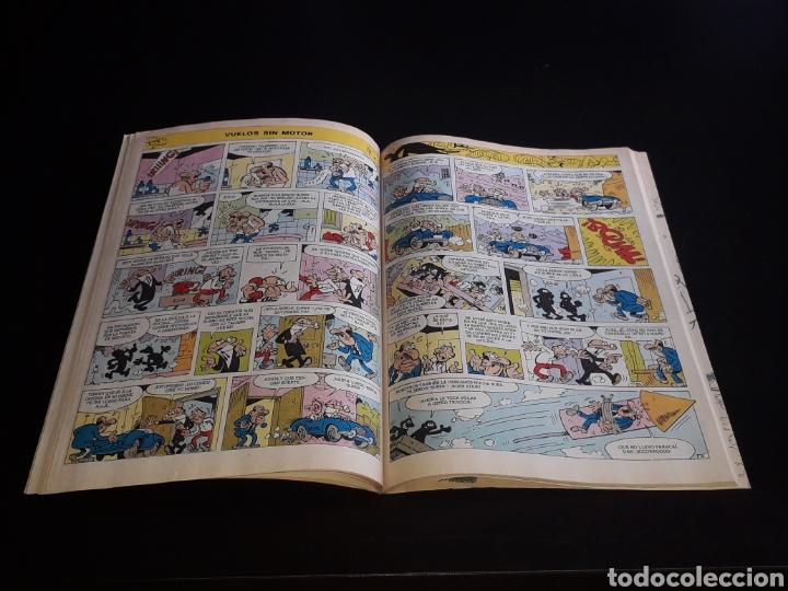 Tebeos: Nº 186 Colección Olé Bruguera, Mortadelo y Filemón, F. Ibáñez, 1ª primera edición 1979. - Foto 4 - 127555115