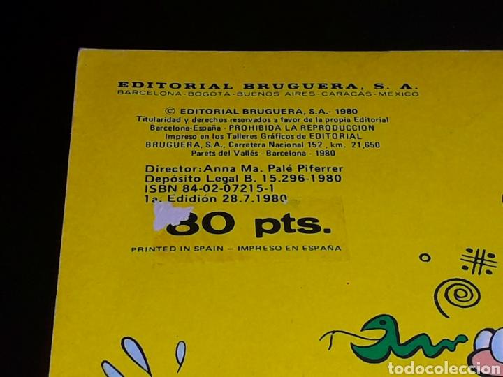 Tebeos: Nº 199 Colección Olé Bruguera, Mortadelo y Filemón, F. Ibáñez, 1ª primera edición 1980. - Foto 2 - 127557067
