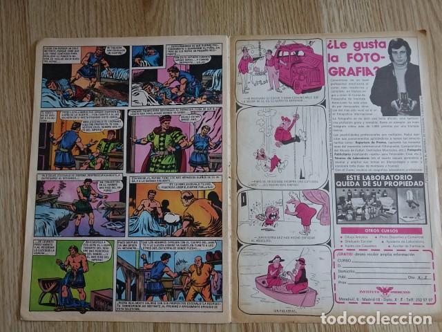 Tebeos: JABATO COLOR Nº 128 CON LOS GALOS 2ª PRIMERA EPOCA BRUGUERA 1976 super aventuras - Foto 6 - 127557083