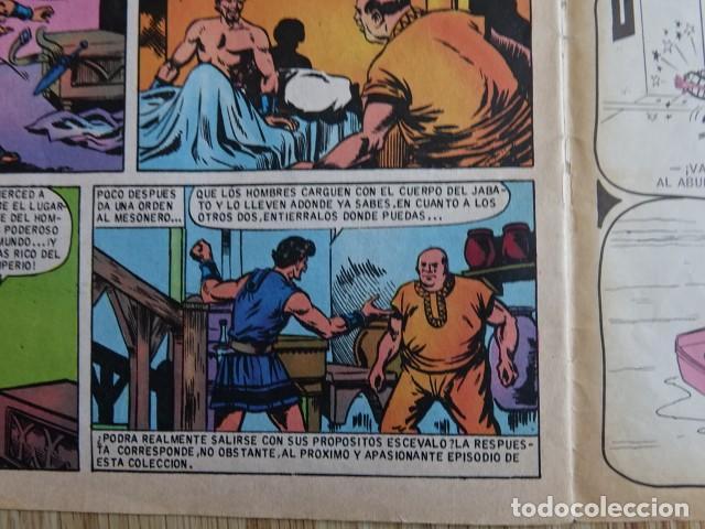 Tebeos: JABATO COLOR Nº 128 CON LOS GALOS 2ª PRIMERA EPOCA BRUGUERA 1976 super aventuras - Foto 7 - 127557083