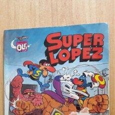 Tebeos: COMIC - TEBEO - SUPER LOPEZ - SUPERLOPEZ - TODOS CONTRA UNO, UNO CONTRA TODOS - VER FOTO ADICIONAL. Lote 225540618