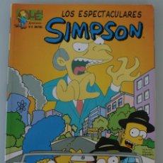 Tebeos: COMIC COLECCION OLE Nº 8: LOS ESPECTACULARES SIMPSON. EDICIONES B 1996 LIBRO DE HISTORIETAS EN COLOR. Lote 127604803