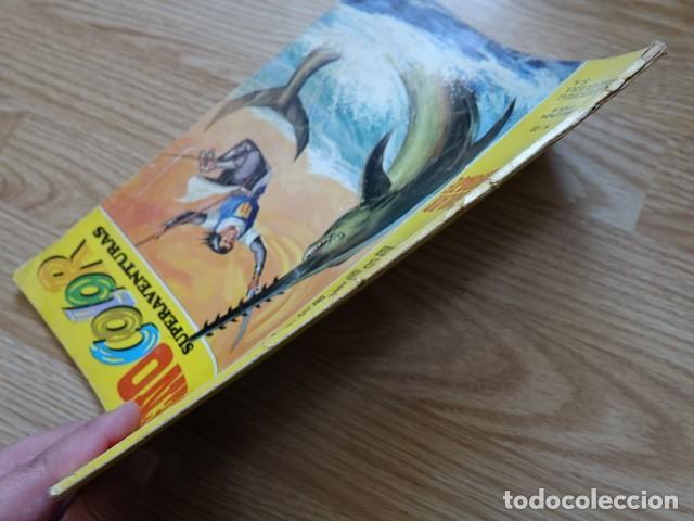 Tebeos: Trueno Color superaventuras Singular abordaje Nº 23 segunda época Año 1977 Extra Album gigante - Foto 4 - 127626295