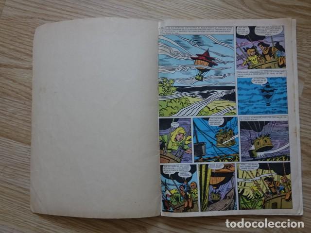 Tebeos: Trueno Color superaventuras Singular abordaje Nº 23 segunda época Año 1977 Extra Album gigante - Foto 5 - 127626295