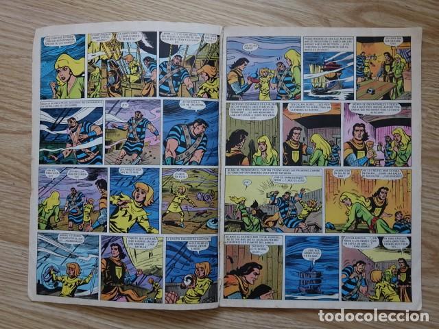 Tebeos: Trueno Color superaventuras Singular abordaje Nº 23 segunda época Año 1977 Extra Album gigante - Foto 6 - 127626295