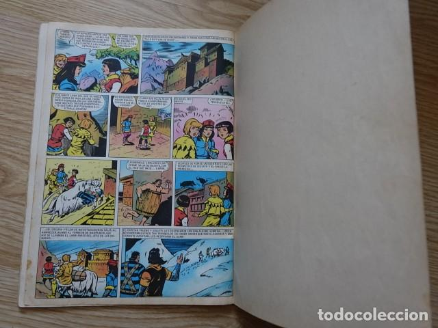 Tebeos: Trueno Color superaventuras Singular abordaje Nº 23 segunda época Año 1977 Extra Album gigante - Foto 7 - 127626295