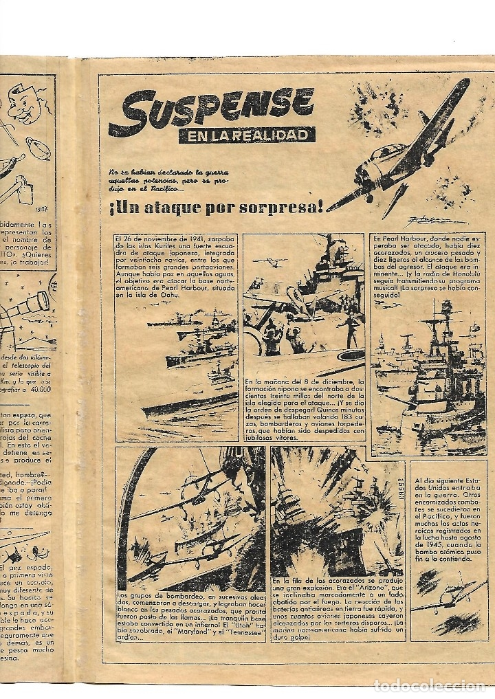 Tebeos: El Cosaco Verde, Extra de Verano Año 1.960. Original Dibujante J. Costa. Editorial Bruguera. - Foto 5 - 127667839