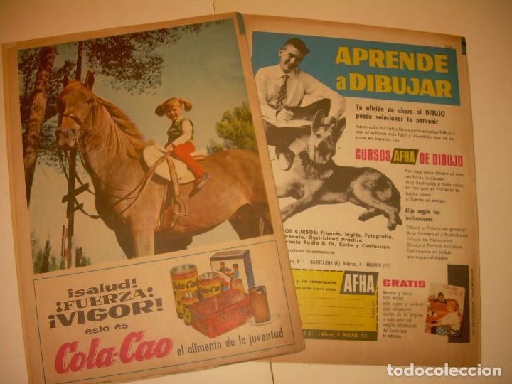 Tebeos: DOS COMIC EL CAPITAN TRUENO. - Foto 4 - 127668743
