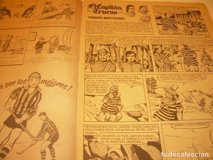 Tebeos: DOS COMIC EL CAPITAN TRUENO. - Foto 5 - 127668743