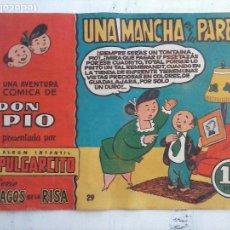 Tebeos: MAGOS DE LA RISA ORIGINAL BRUGUERA Nº 29 - DON PIO -. Lote 127675675