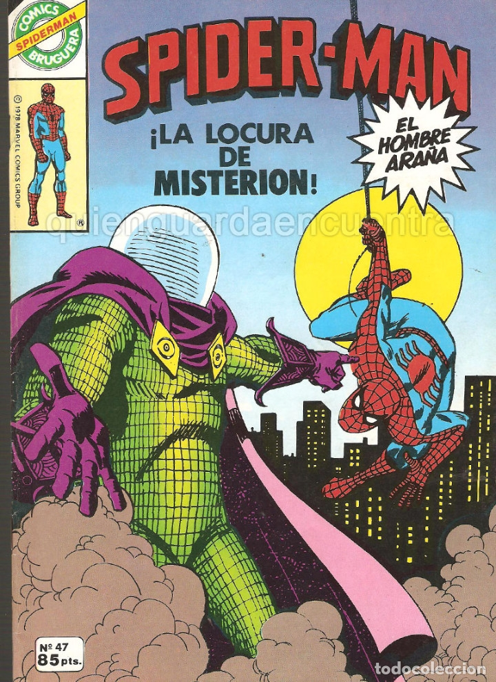 Tebeos: 20 Spider-Man Spiderman-Araña-20-21-23-26-29-30-31-32-34-37-38-40-47-50-53-55-56-65-69-70 Nuevo 1981 - Foto 6 - 54870084