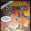 Tebeos: 2 SUPER TIO VIVO Nº 127-Nº 128 SIN CROMOS 1985 2ª ÉPOCA NUEVO. Lote 127859607