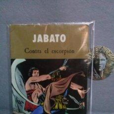 Tebeos: LIBRO JABATO CONTRA EL ESCORPION REEDICION 2003 - ESTADO NORMAL (SIN ROTURAS). Lote 127888511