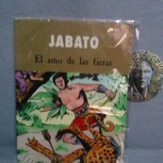 Tebeos: JABATO - EL AMO DE LA FIERAS - EDICIONES B. 2003 - USO NORMAL (SIN ROTURAS). Lote 127888691