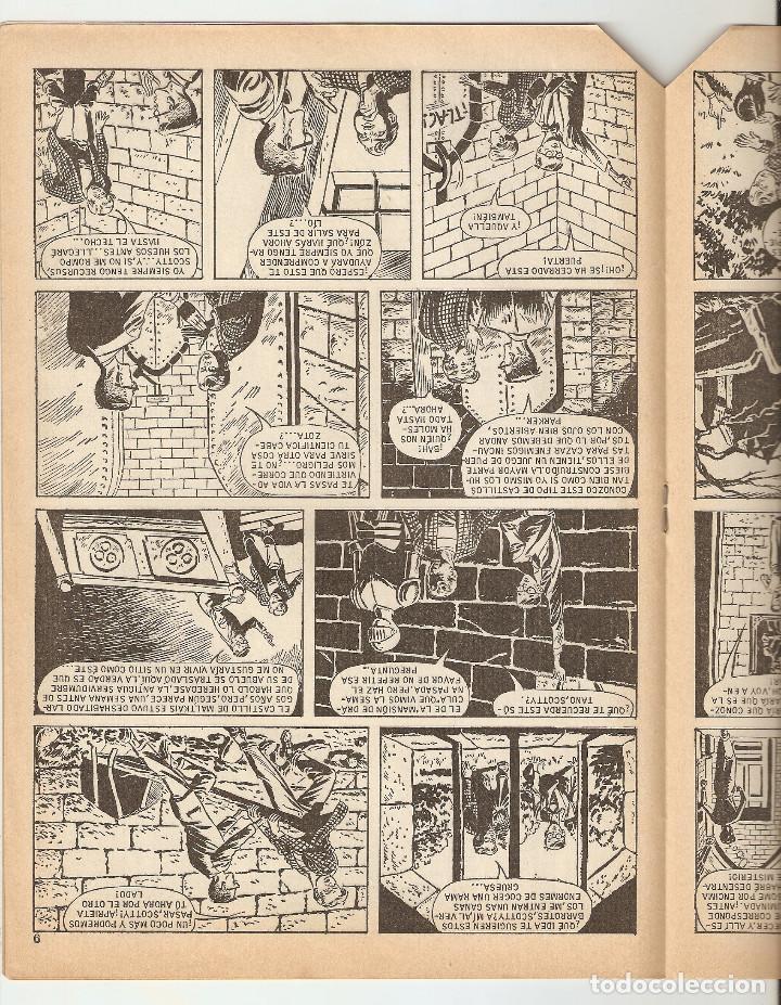 Tebeos: BRAVO Nº 10 - INSPECTOR DAN Nº 5 - EDITORIAL BRUGUERA - 1976 - 16 pp - - Foto 3 - 128021363