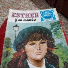 Tebeos: JOYAS LITERARIAS NÚM 1.-ESTHER Y SU MUNDO. Lote 128026252