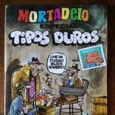 Tebeos: MORTADELO ESPECIAL Nº 155-TIPOS DUROS-EDITORIAL BRUGUERA 1983 NUEVO. Lote 128052591