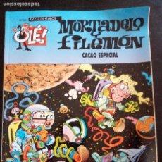 Tebeos: OLE MORTADELO Y FILEMÓN DE FRANCISCO IBAÑEZ - LOTE DE 33 NÚMEROS + VARIOS COMICS. Lote 131357234