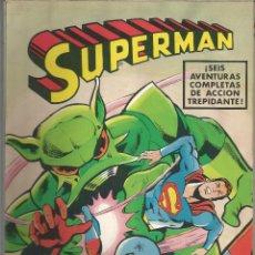 Tebeos: SUPERMAN Nº 6 ÁLBUM EDITORIAL BRUGUERA. Lote 128164859