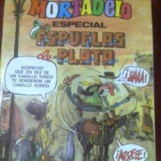 Tebeos: MORTADELO-ESPECIAL ESPUELAS DE PLATA-Nº 177-BURGUERA-1984 NUEVO. Lote 128201135