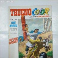 Tebeos: CAPITAN TRUENO COLOR. COLECCION SUPER AVENTURAS Nº 106. LOS LOBOS CAZADORES. REVISTA Nº 1335. TDKC36. Lote 195356016