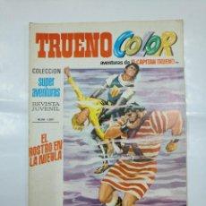 Tebeos: CAPITAN TRUENO COLOR. COLECCION SUPER AVENTURAS Nº 99. EL ROSTRO EN LA NIEBLA REVISTA Nº 1321 TDKC3. Lote 128332619