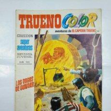 Tebeos: CAPITAN TRUENO COLOR. COLECCION SUPER AVENTURAS Nº 90. LOS DOGOS DE GUNDAR. REVISTA Nº 1303. TDKC36. Lote 128333315