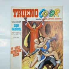 Tebeos: CAPITAN TRUENO COLOR. COLECCION SUPER AVENTURAS Nº 82. EL JURAMENTADO ATACA. REVISTA Nº 1287. TDKC36. Lote 128334259