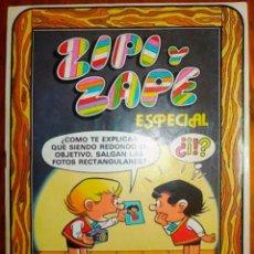 Tebeos: ZIPI Y ZAPE ESPECIAL-AÑO XI-Nº 91-1982 BRUGUERA NUEVO. Lote 128351943