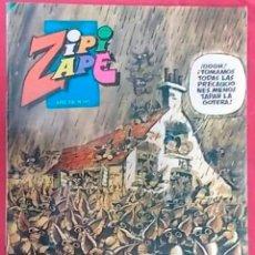 Tebeos: ZIPI Y ZAPE ESPECIAL GREMLINS-Nº 141-BRUGUERA-AÑO XIII 1984 CON POSTER NUEVO. Lote 128352871